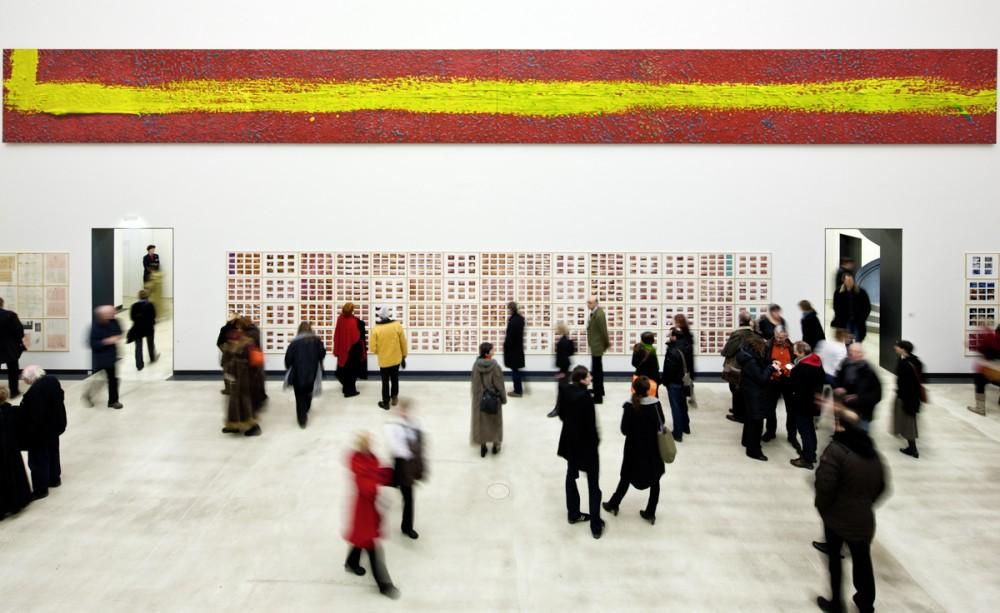 Gerhard Richter in Dresden