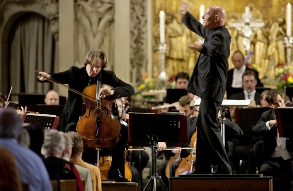 Musikfestspiele enden in der Kreuzkirche