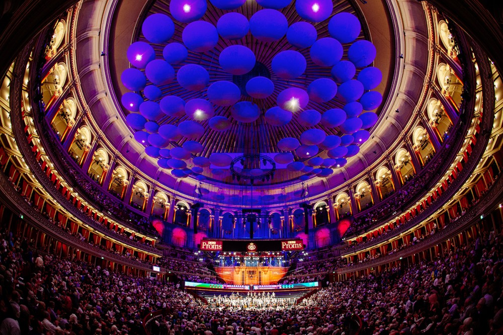 Dresdner Staatskapelle auf Europa-Tournee in London