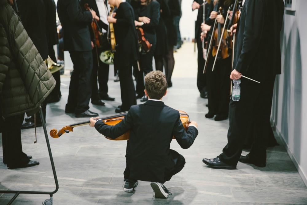 Orchester der Neuapostolischen Gemeinde in Freiburg