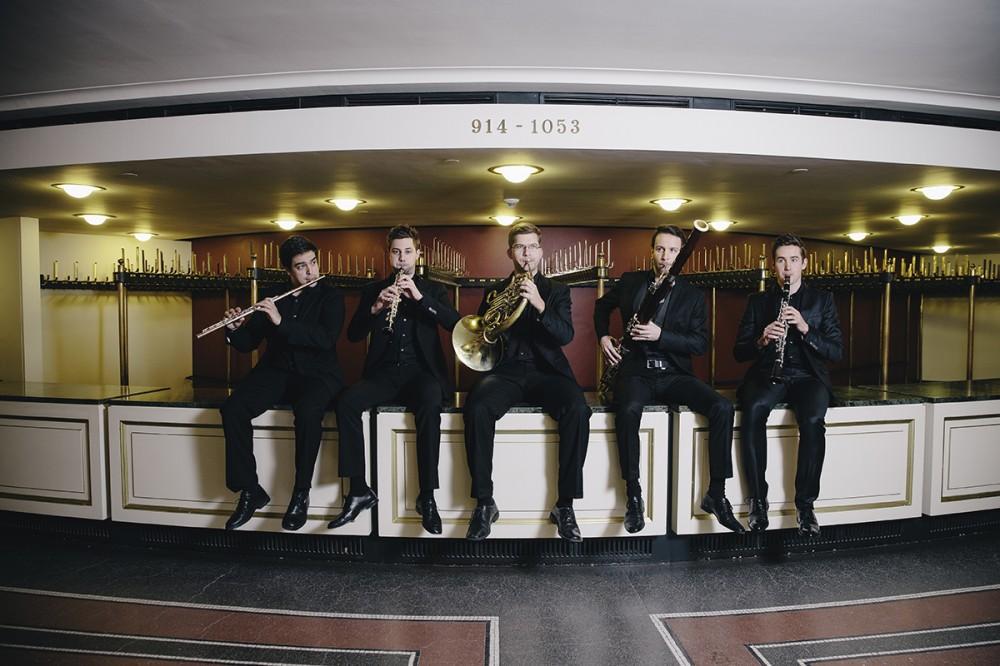 Blaeser-Quintett der Staatskapelle