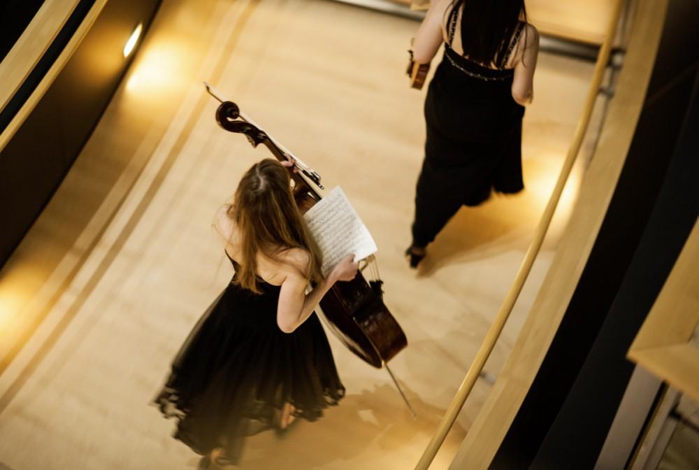 Kammermusik-Marathon in der GMD