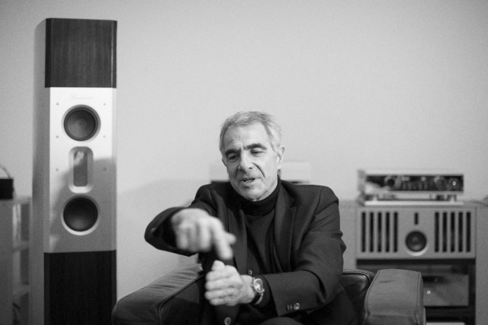 Audio - Burmester in Berlin