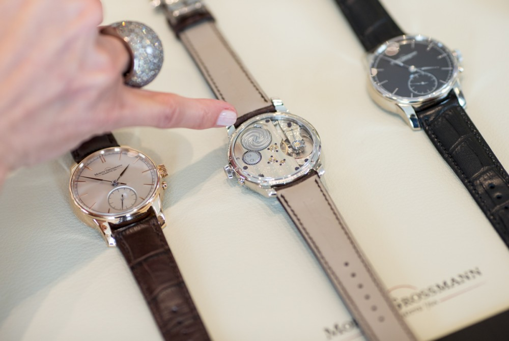Moritz Grossmann Uhren