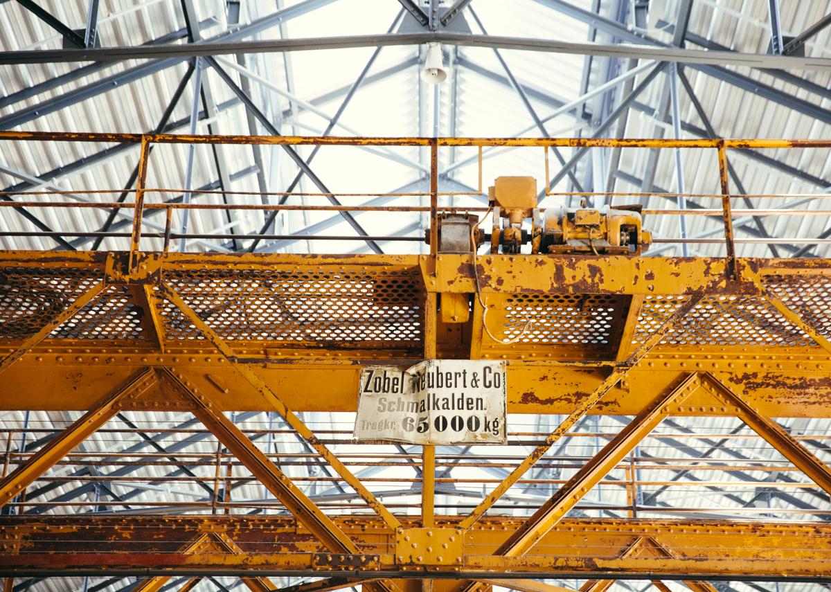 TJG im Kraftwerk