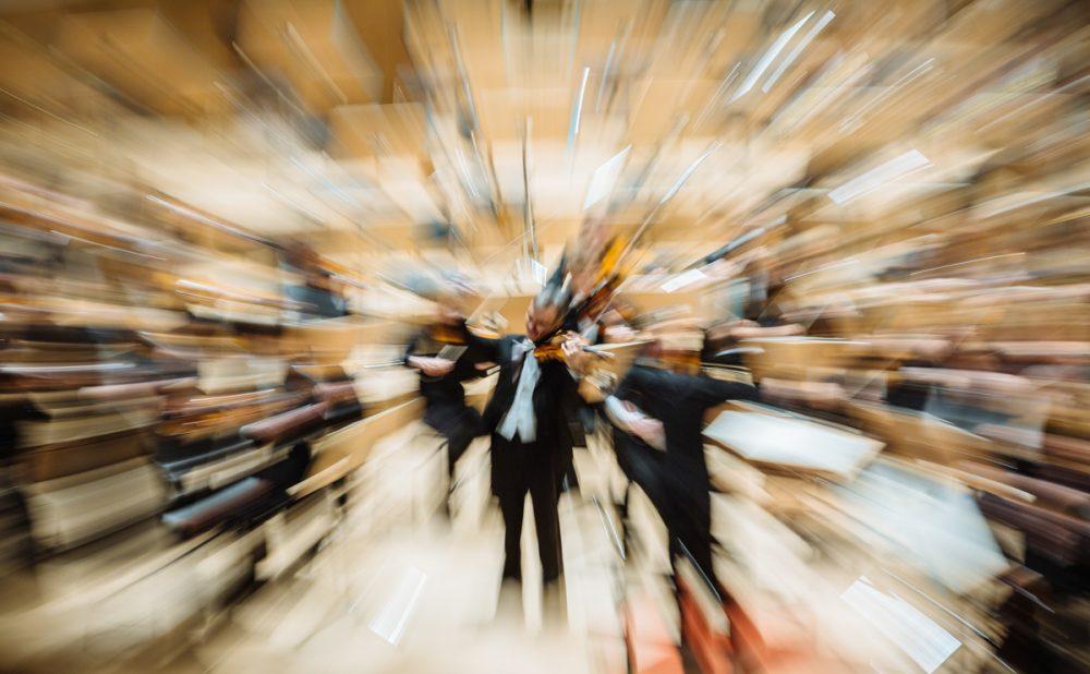 HR - Orchester bei MFS